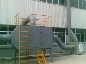 活性炭吸附凈化裝置