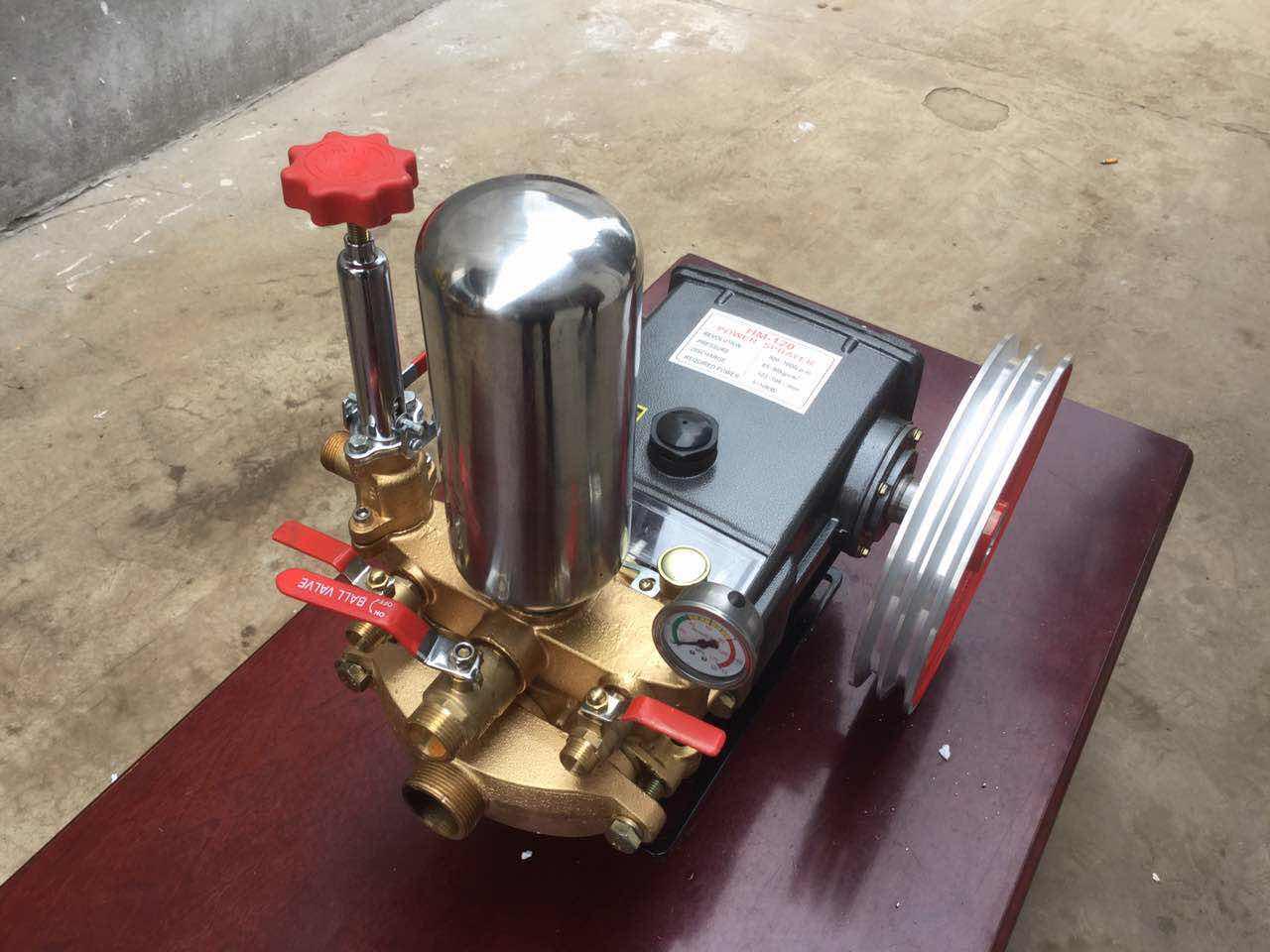 120型柱塞泵
