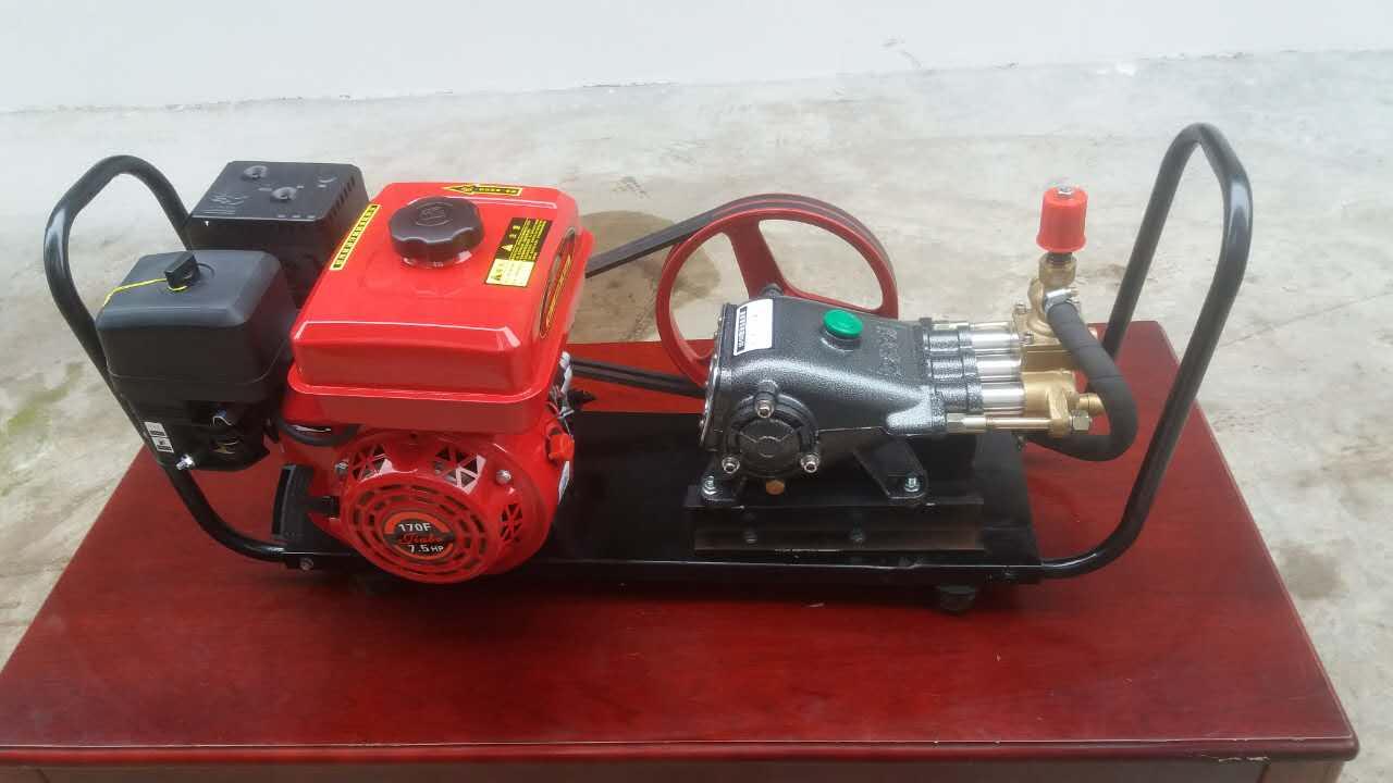 170-58型高压洗车机