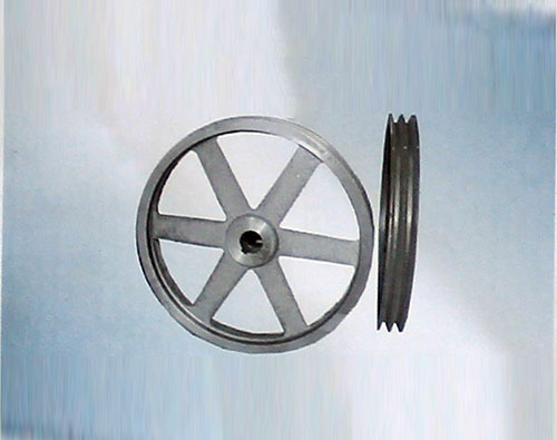 雙槽A,B,C型工作輪